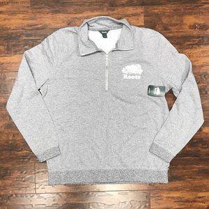 NWT Roots Salt and Pepper Sweatshirt XL